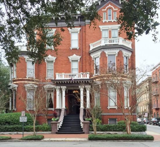 House in Savannah, GA