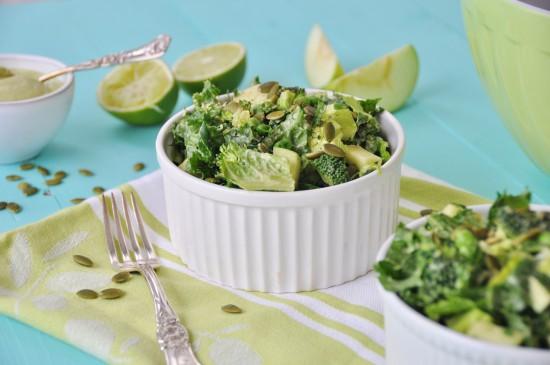 Chopped Green Salad