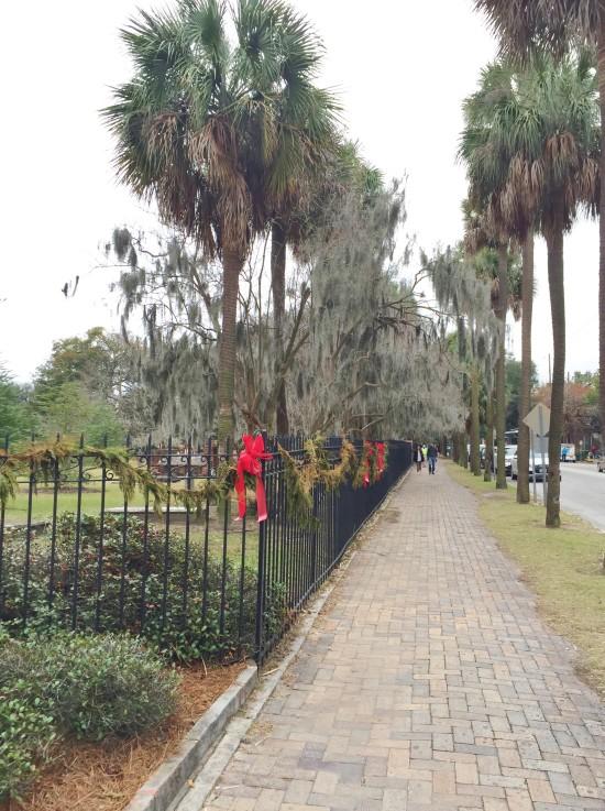 Street in Savannah, GA