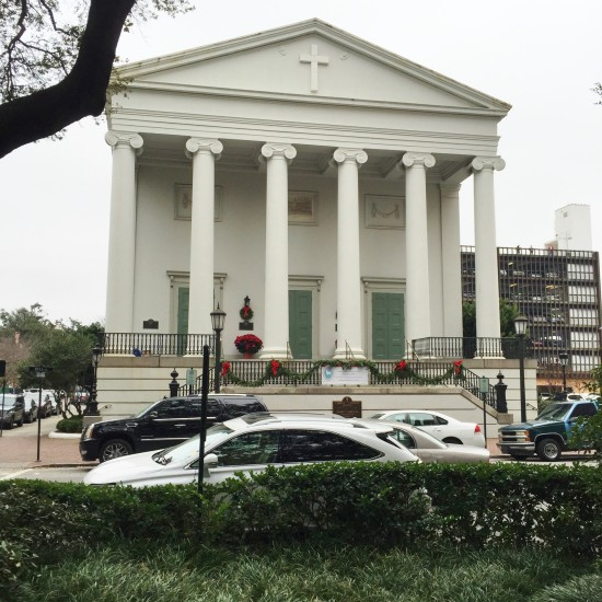 Church in Savannah, GA