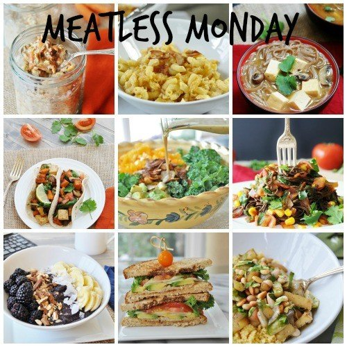 Meatless Monday Collage 1