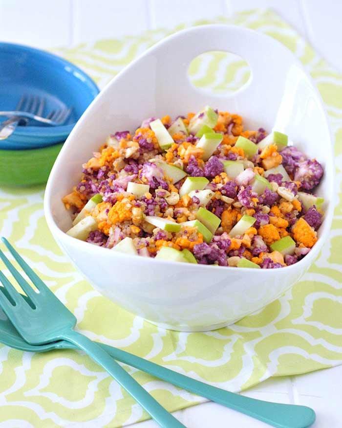 cauliflower-cashew-confetti-salad from www.spabettie.com