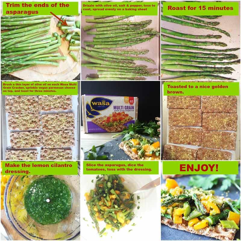 Asparagus-bruschetta-instructions