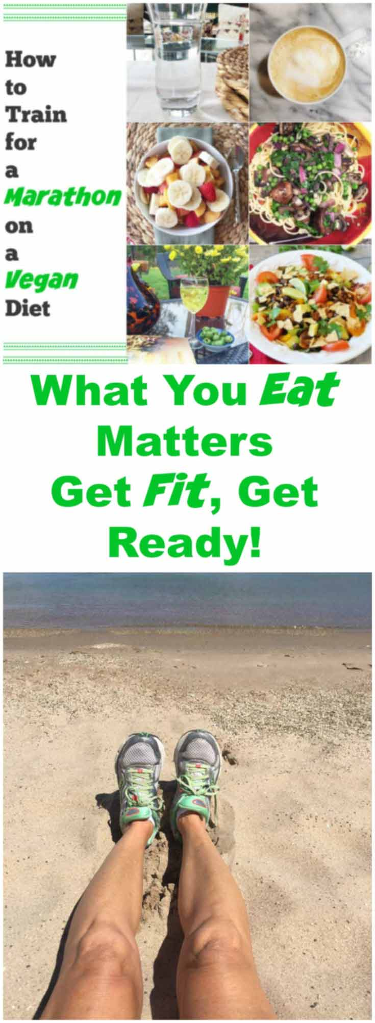 How to Train for a Marathon on a Vegan Diet! A plant-based diet can give you more than enough protein and nutrition, you just have to eat the right things. Take a look and see how I'm doing it. www.veganosity.com
