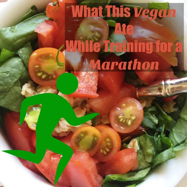 How to Get all of the Protein and Nutrition You'll Need on a Plant Based Diet While Training for a Marathon. www.veganosity.com