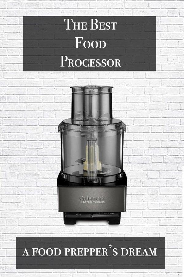 food processor title with cuisinart food processor
