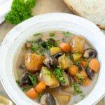 Vegan Beef (Irish) Stew