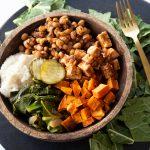 Easy Southern-Style Vegan BBQ Bowls