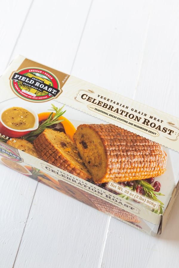 Fiels Roast Celebration Roast box with a sliced roast on the cover