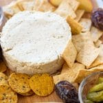 Easy Homemade Cashew Cheese