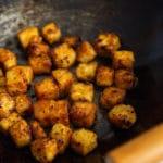 The Best Spicy & Crispy Tofu Bites
