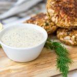 Easy Homemade Vegan Tartar Sauce