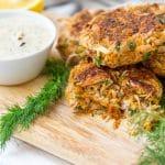 Vegan Jackfruit Crab Cakes